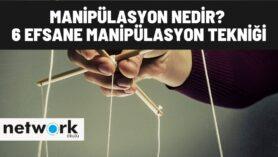 manipulasyon nedir