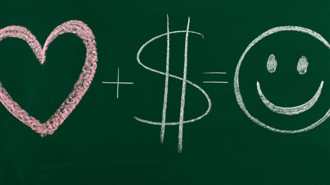 Para ve Mutluluk - Bize okuduğumuz okullarda para yönetimi nasıl olur, bunun eğitimini hiç bir zaman vermezler.