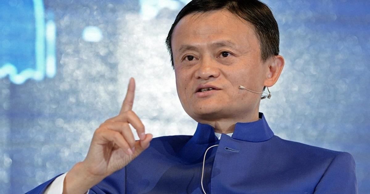 Jack Ma - Alibaba.com, şuan dünyanın en büyük online alışveriş platformları arasında gösterilmektedir.