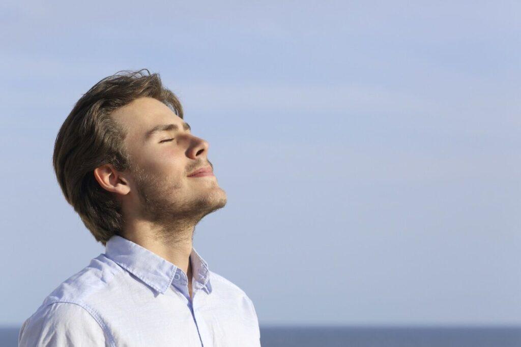 Fark etmeyebilirsiniz, ancak bazı çalışmalara daldığınızda çok sığ nefes alıyorsunuz.