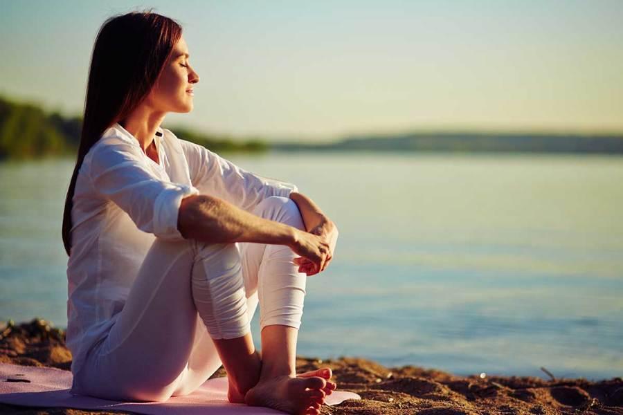 Meditasyon yapmak, sizleri negatif enerjiden kurtarabilir.