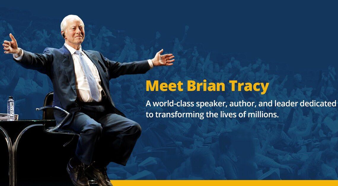 Brian Tracy - Altı kıtada 107'den fazla ülkeye seyahat etti ve oralarda çalıştı, dört dil konuşuyor.