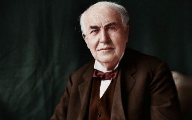 Edison - 11 Şubat 1847 senesinde doğan Thomas Alva Edison, 20.yy'ın en önemli mucitlerinden ve iş adamlarından biri olmuştur.