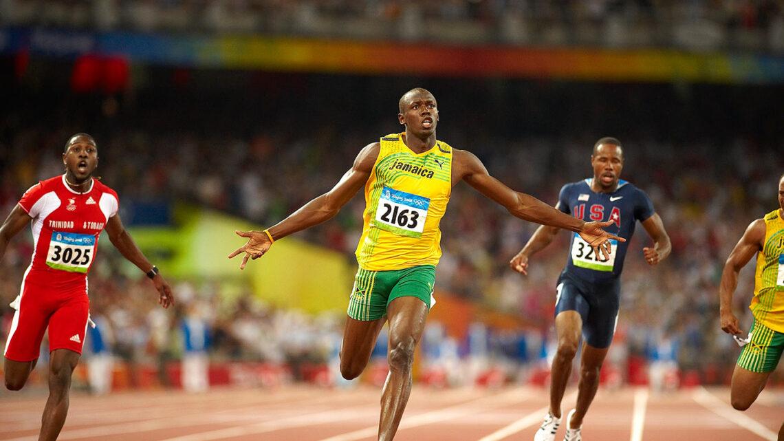Usain Bolt - Amaç, hedeflerinizi başlangıç olarak belirlemektir.