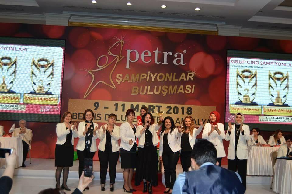 network marketing şirketleri Petra