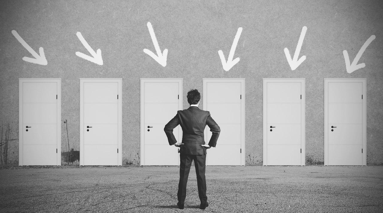 Herhangi bir şirkette başarılı veya başarısız olabilirsiniz.