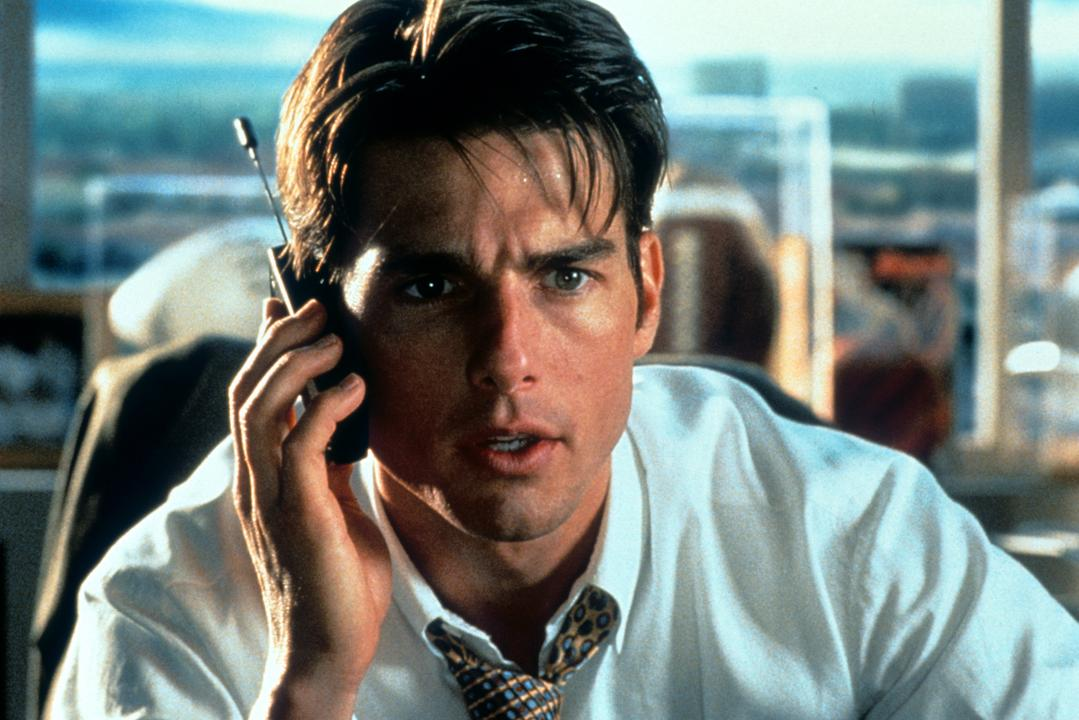 Film önerileri - Jerry Maguire, Uluslararası Spor İdaresi'nin en üst temsilcisi olup, tüm dünya tarafından tanınmaktadır.