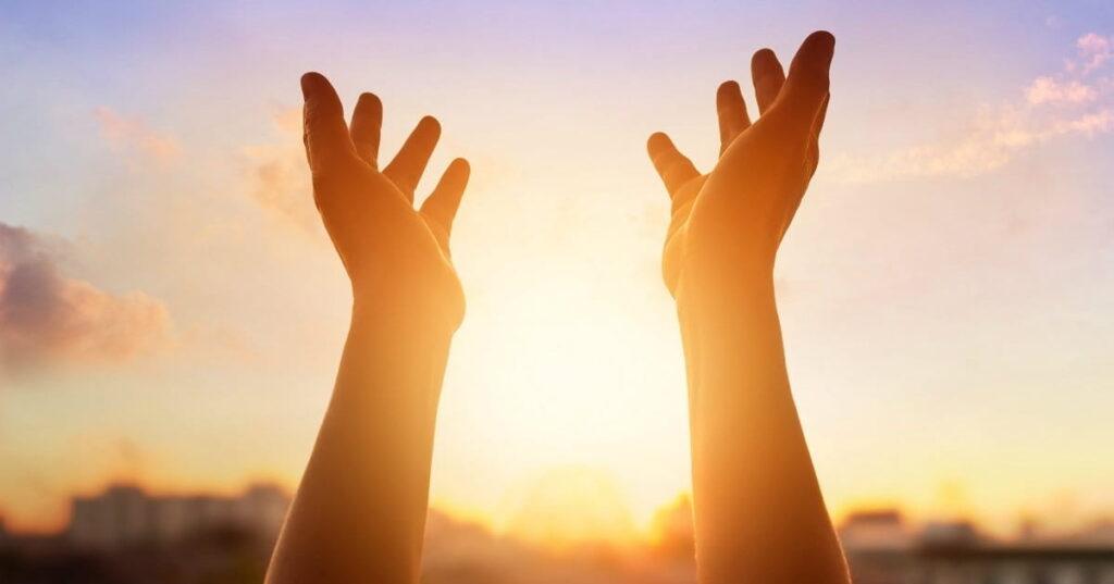 Dua hayatımızda fark yaratır.