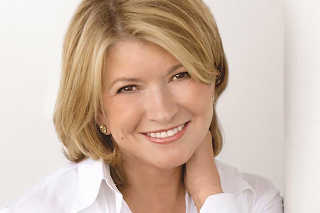 Martha Stewart Living Omnimedia'nın kurucusudur.