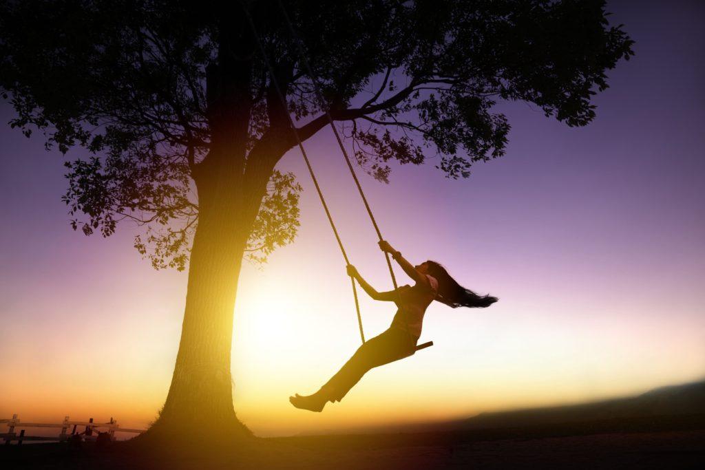 Mutlu olmak için en temel neden hayatta olmaktır