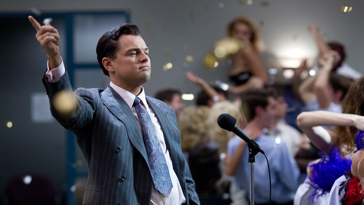 Çok tartışmalar yaratan bu filmde, Leonardo Di Caprio Jordan Belford'u oynamak için bir akademi ödülü kazanmamış olabilir.