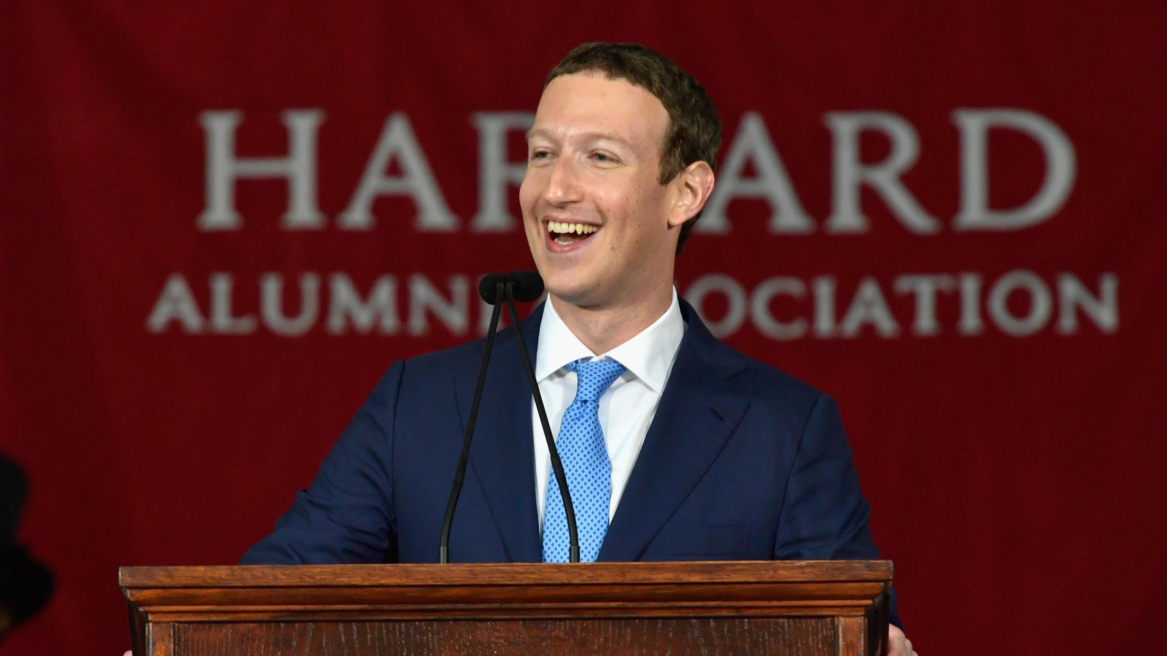 Mark Zuckerberg network okulu başarı sözleri 2