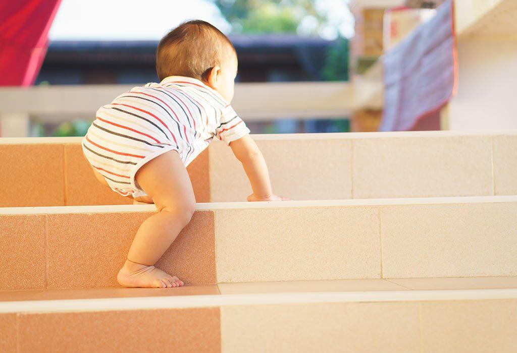 Araştırmalara göre, bebekler yürümeyi öğrenebilmek için ortalama 200 defa düşüp, kalkıyorlarmış.
