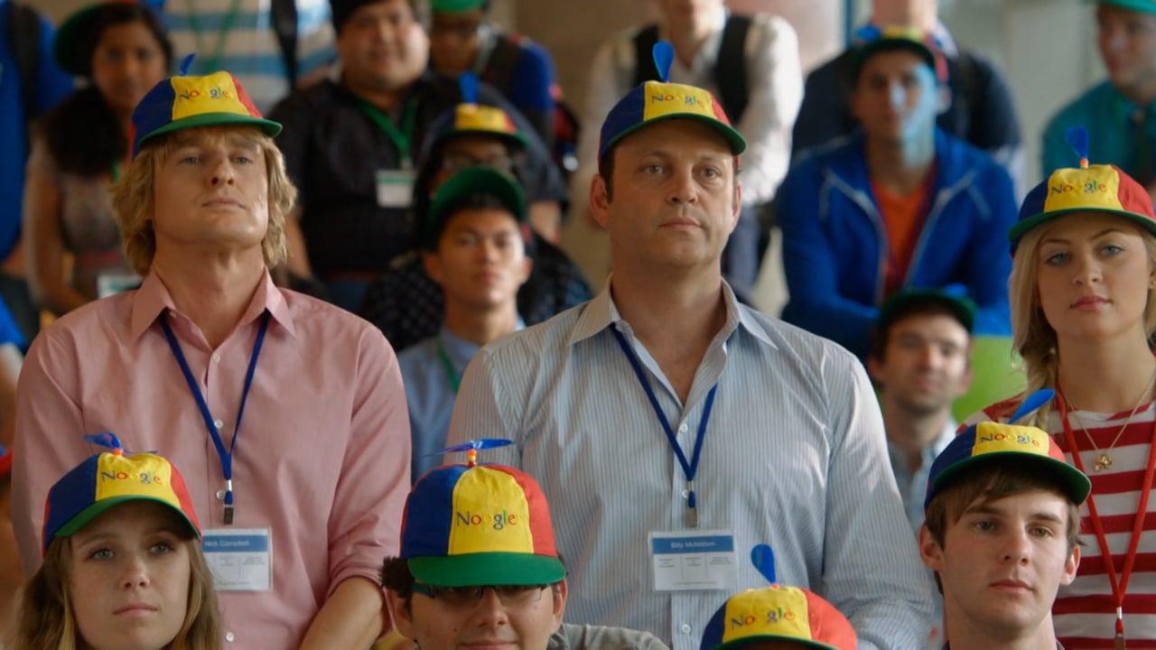 Film önerileri - Billy (Vince Vaughn) ve Nick (Owen Wilson), kariyerleri dijital dünya tarafından torpidolanmış olan satıcılardır.