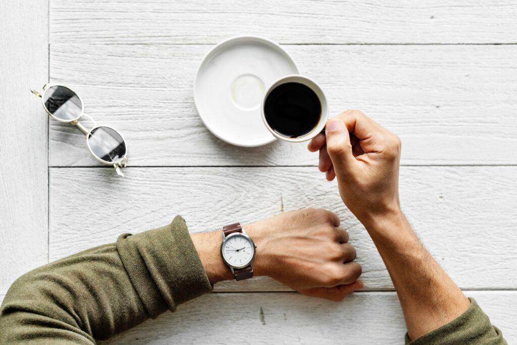 Kendinizi ne zaman yorgun ve stresli hissederseniz, 10 ila 15 dakika ara verin.