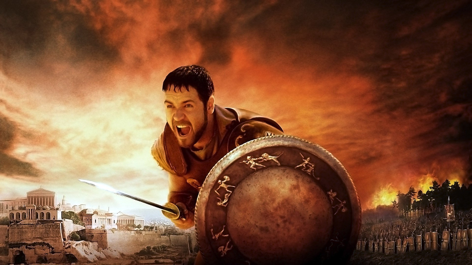 Film önerileri - Maximus, halk ve yaşlanan İmparator Marcus Aurelius tarafından sevilen güçlü bir Roma generalidir.