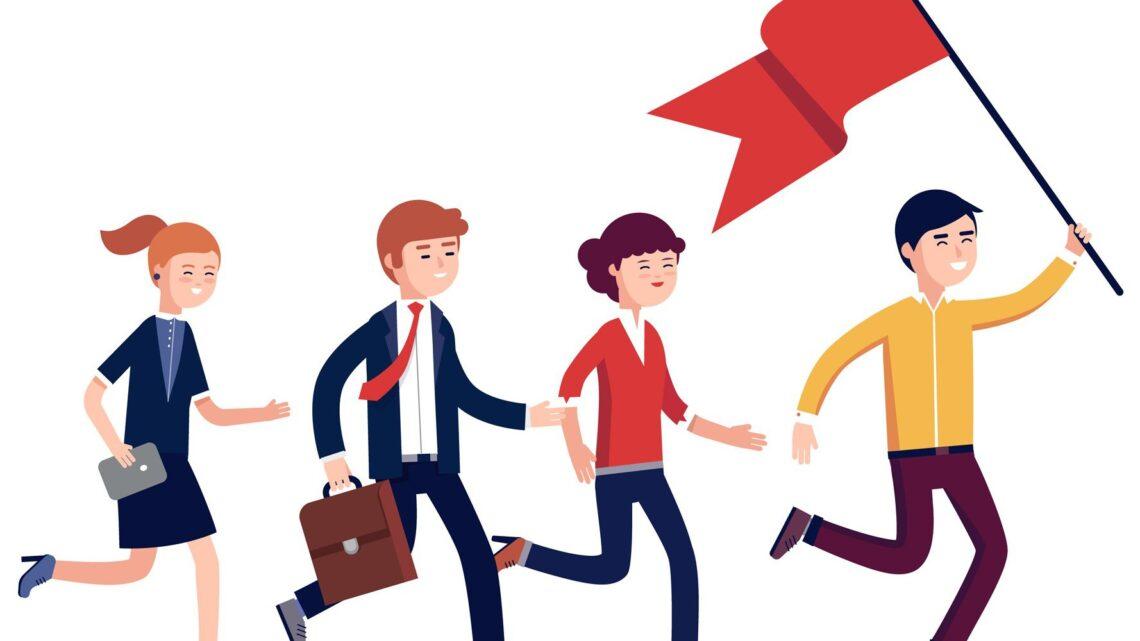 Birçoğumuz liderleri düşündüğü zaman, genellikle güçlü, popüler ve ya çok etkili olarak öne çıkan bireylere odaklanırız.