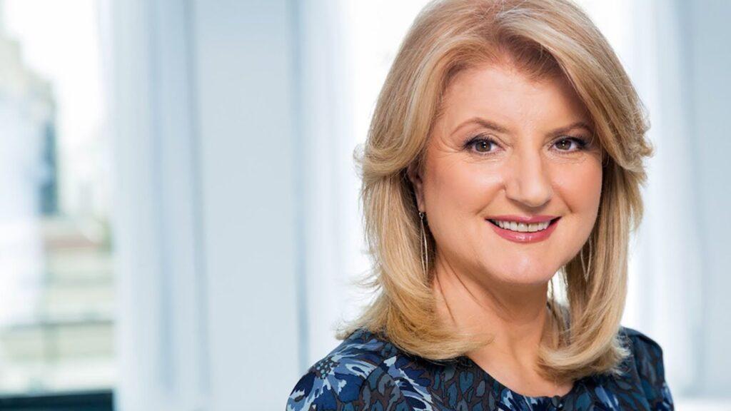 Huffington Post'un kurucusu Arianna Huffington, kadın girişimcilerin yaklaşımlarında korkusuz olmasını istiyor.