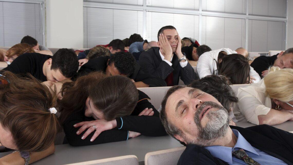 Bu, kalabalığınızı sürekli olarak meşgul eder ve uykuya dalıp sıkılmalarını önler.