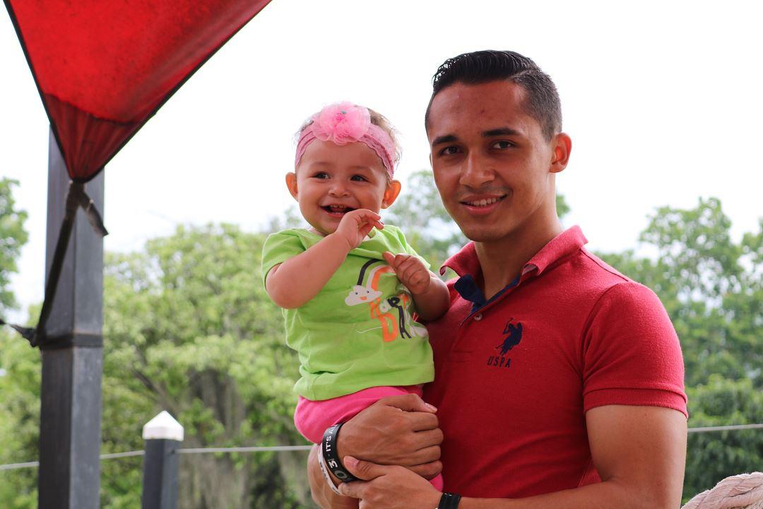 Christian Prada Murillo family