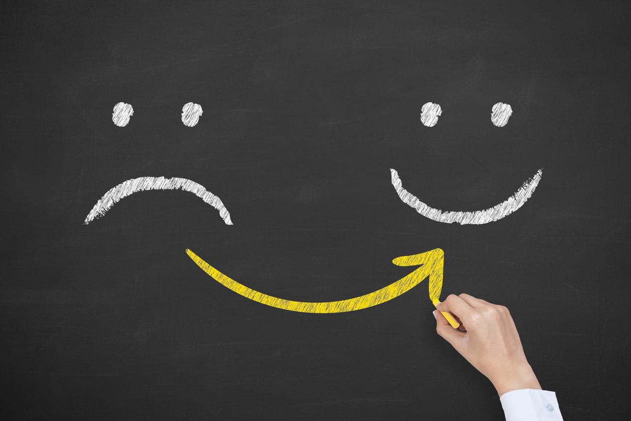 Pozitif düşünme gülümseyen bir hayattır…