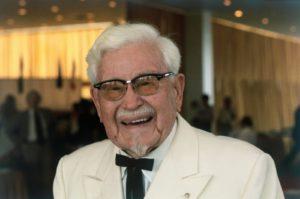 Colonel Harland Sanders KFC başarı Hikayesi
