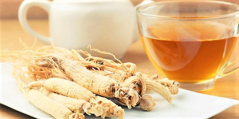 Ginseng çayı olarak da tüketilebilir.