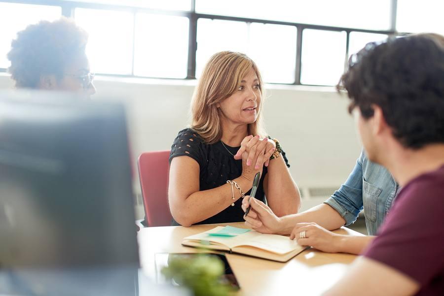 Kararınızı tüm iş arkadaşlarınızla paylaşın ve onlara ortak gibi davranın.