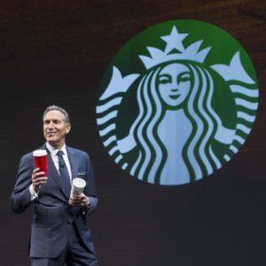Howard Schultz- Starbucks Kurucusu