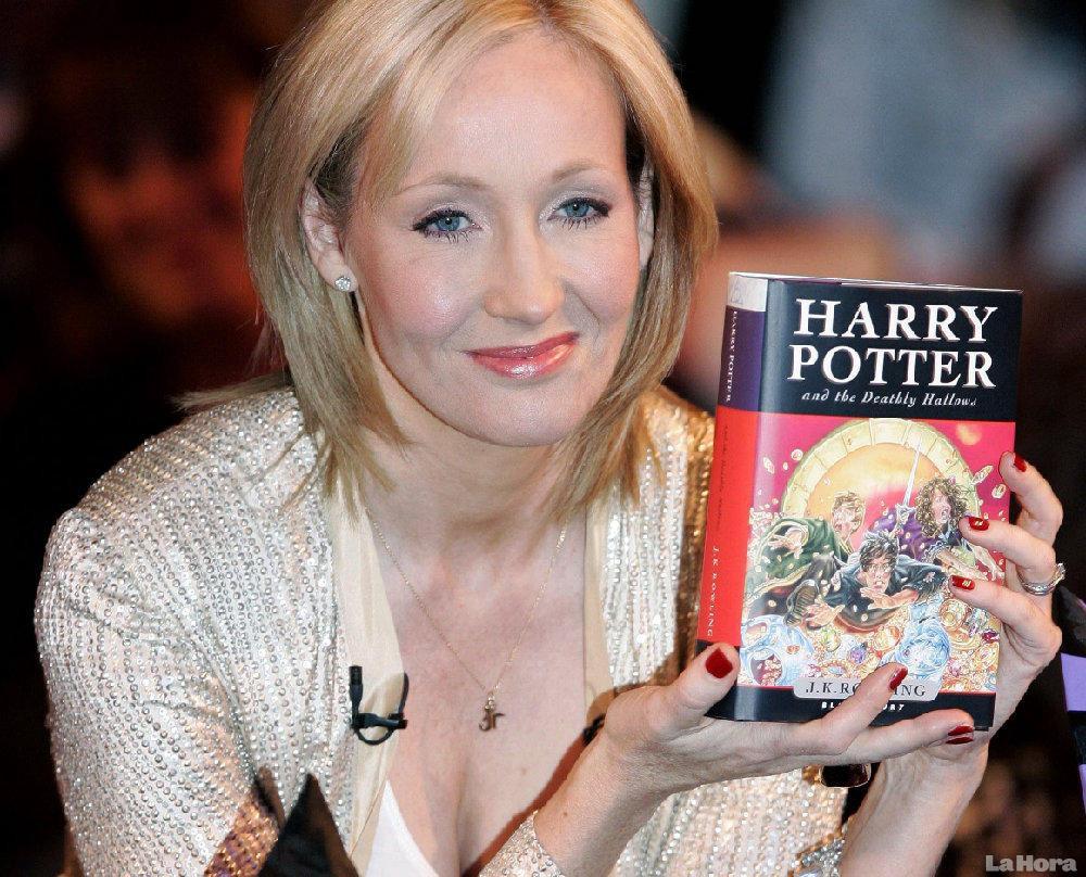 J.K. Rowling: Hatalarınızı Kucaklayın