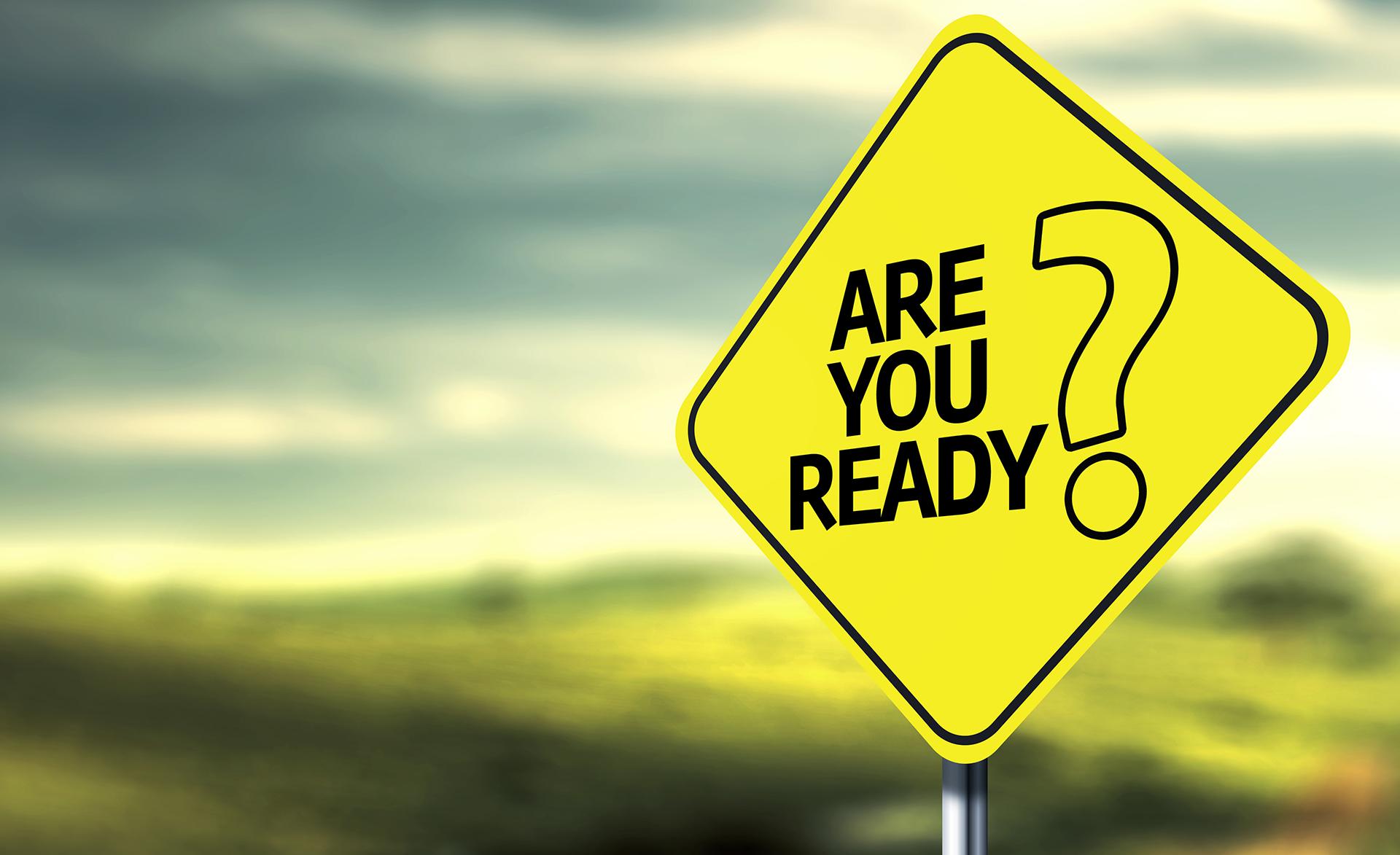 """Eski izci sloganı olan """"Hazırlanın"""" konusunu belki hala hatırlarsınız."""