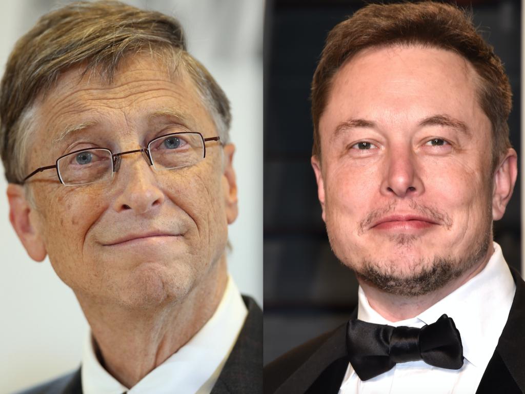 Kararlılığın Gücü Bill GATES ve Elon MUSK