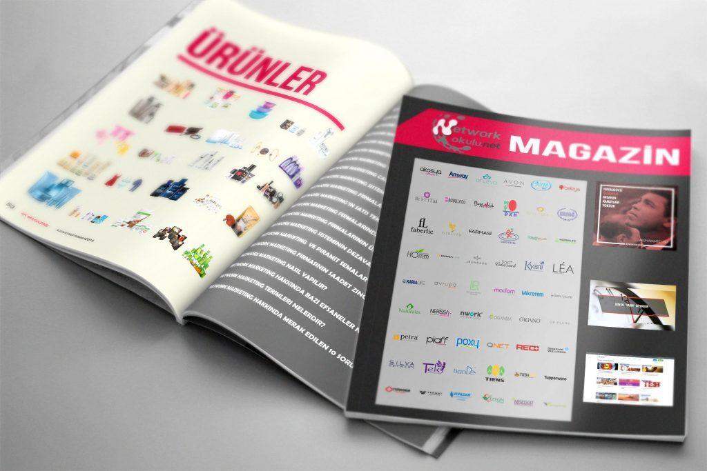 Network marketing firmaları ve ürünleri hakkında geniş bilgiler.
