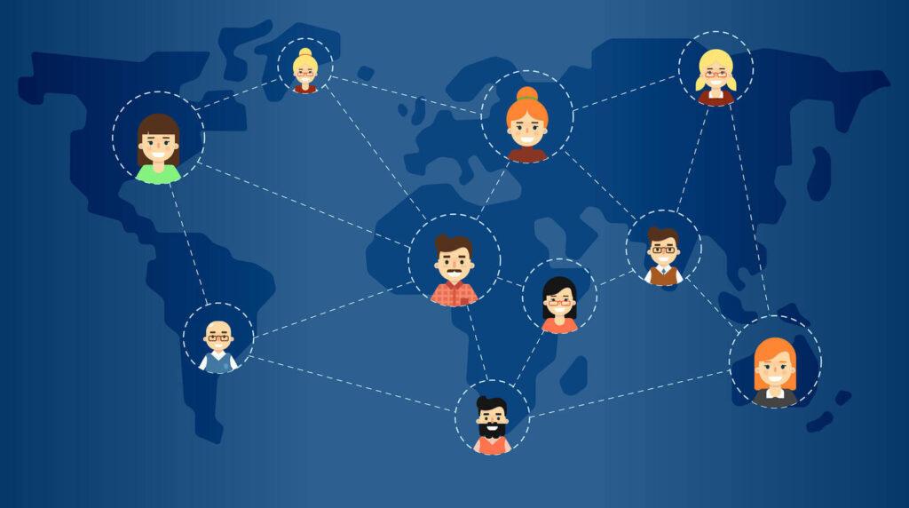 Network marketingde başarının anahtarı, açık fikirli ve daha iyi bir yaşam arayan insanlar bulmaktır.
