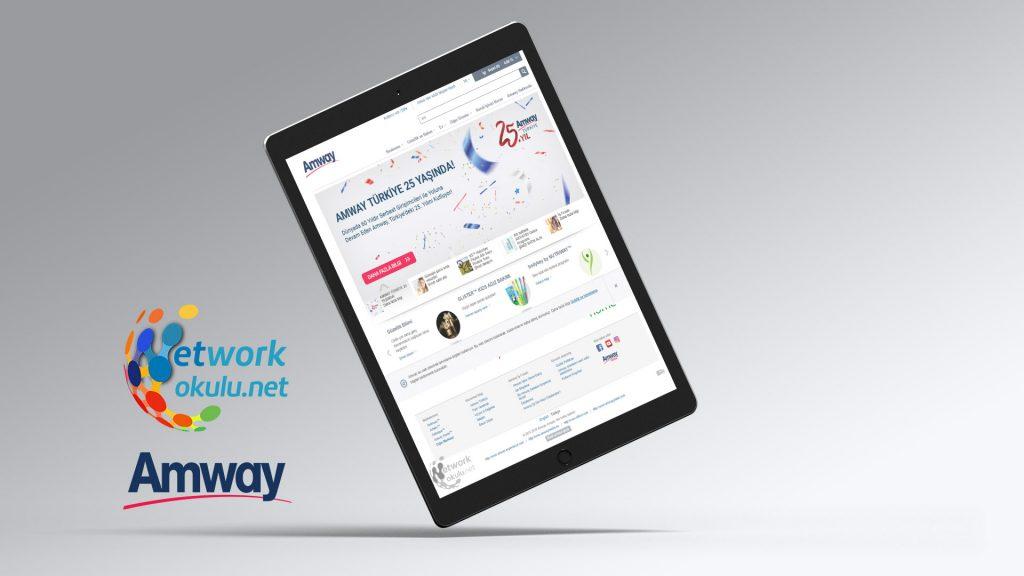 Amway Ada, 1959 yılında Michigan'da faaliyete başlamış yabancı bir Network Marketing firmasıdır.