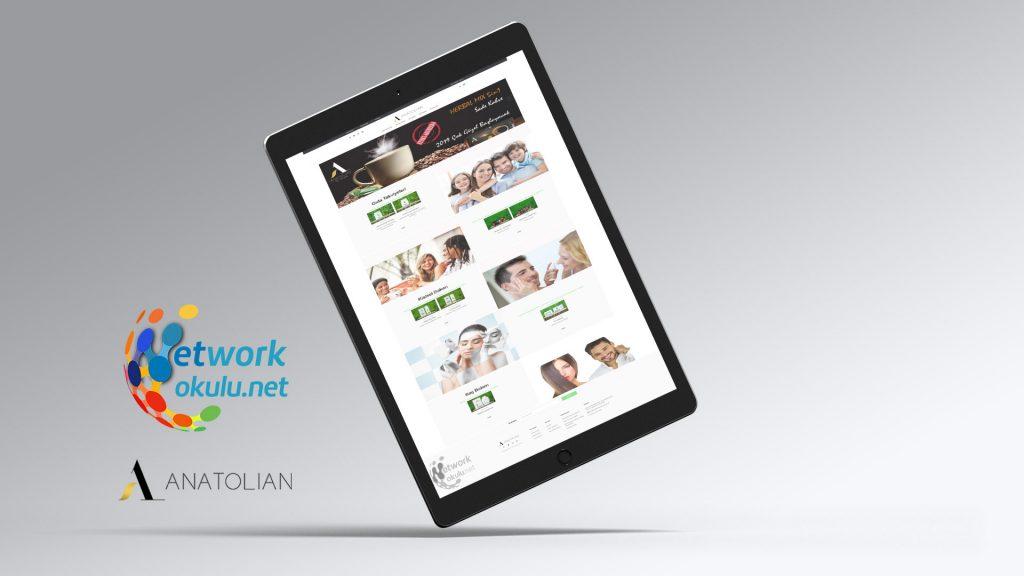 Anatolian Network Yerel network marketing Firması