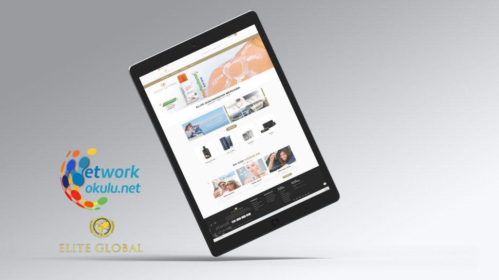 Elite Global, 2017 senesinde Antalya merkezli olarak kurulmuş, yerli Network Marketing firmalarındandır.