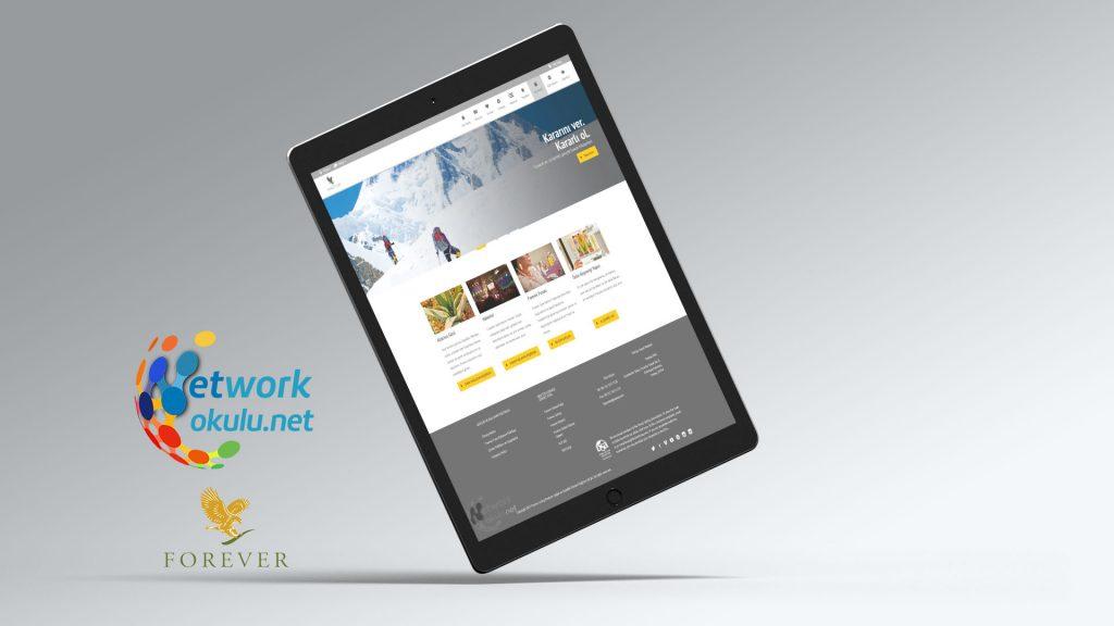 Rex Maughan tarafından kurulan Forever Living şirketi ülkemizde faaliyet göstermektedir.