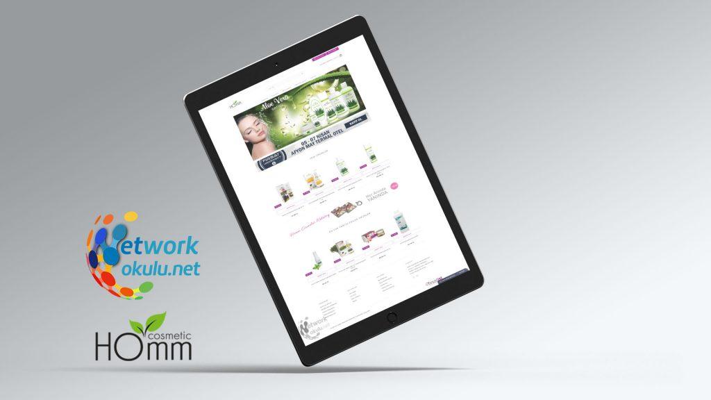Homm Cosmetic; network marketing pazarında Türkiye'de kurulmuş yerli network marketing firmalarından biridir.
