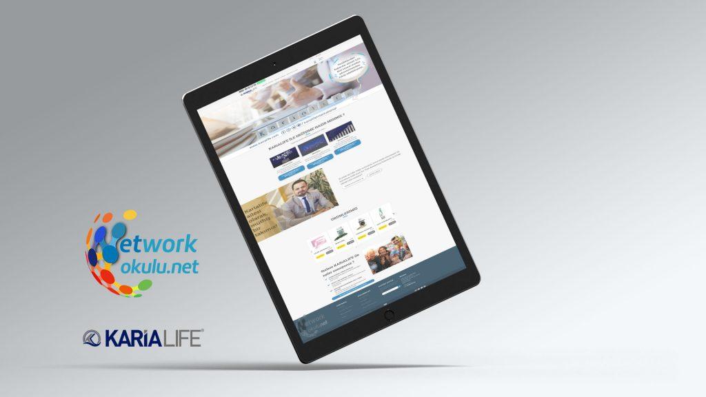 Karialife International olarak Bursa'da kurulmuş bir Network Marketing şirketidir.