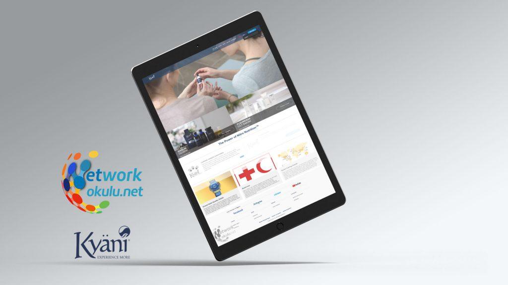 Kyäni firması İsviçre'de kurulmuş yabancı Network Marketing firmasıdır.