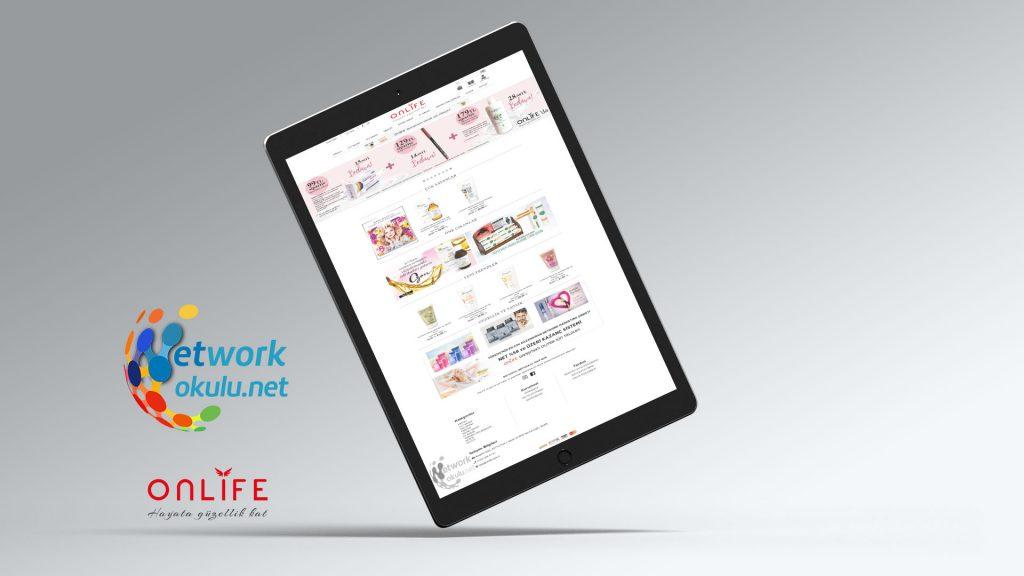 Onlife, Türkiye merkezli olarak kurulan bir network marketing firmasıdır.