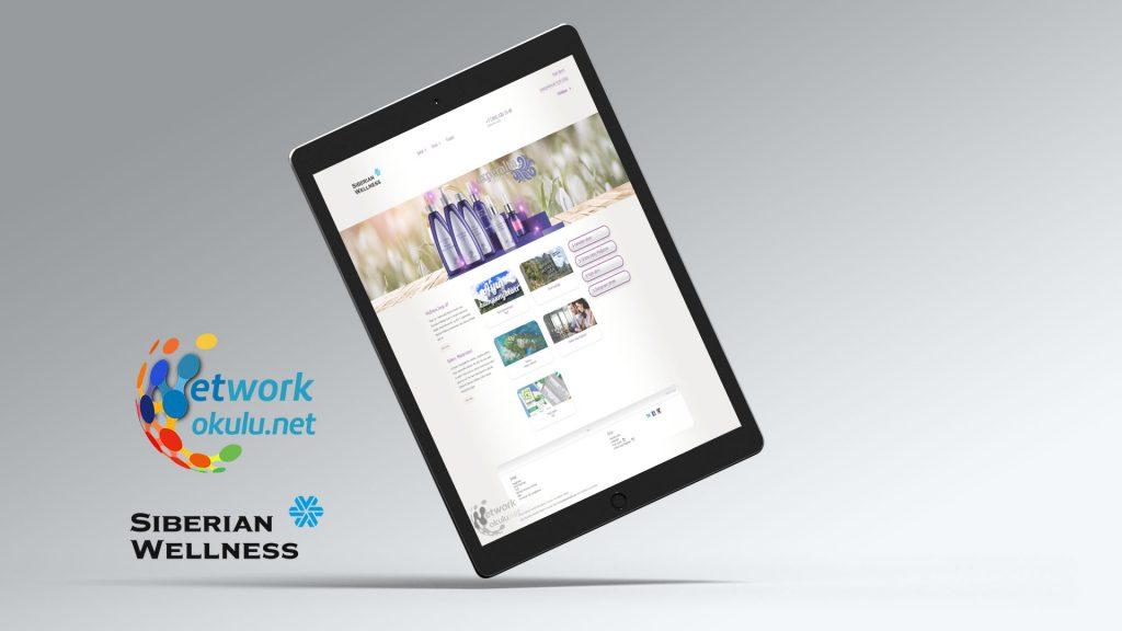 Siberian Wellness 1996 senesinde Novosibirsk /Rusya merkezli olarak kurulmuş, yabancı Network Marketing firmasıdır.