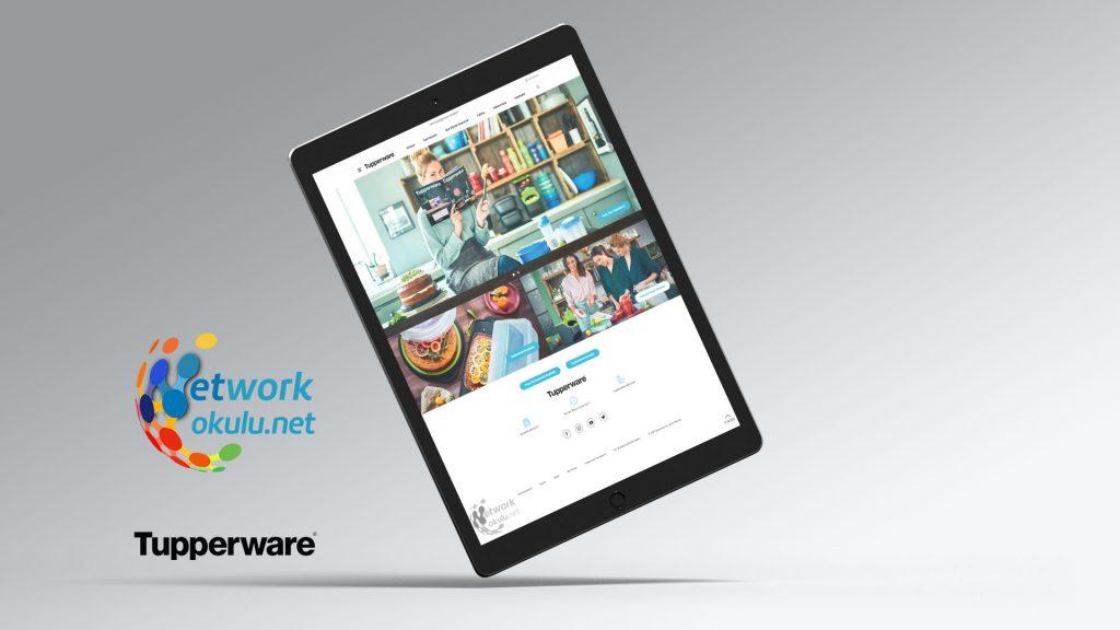 Tupperware Amerika Birleşik Devletleri'de kurulmuş bir Network Marketing firmasıdır.