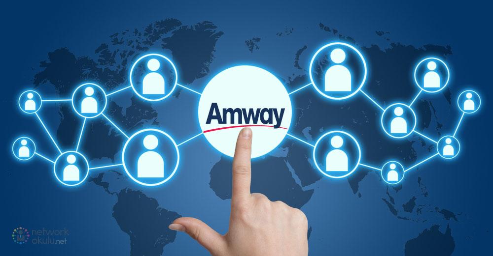 Network Marketing Firmaları Amway