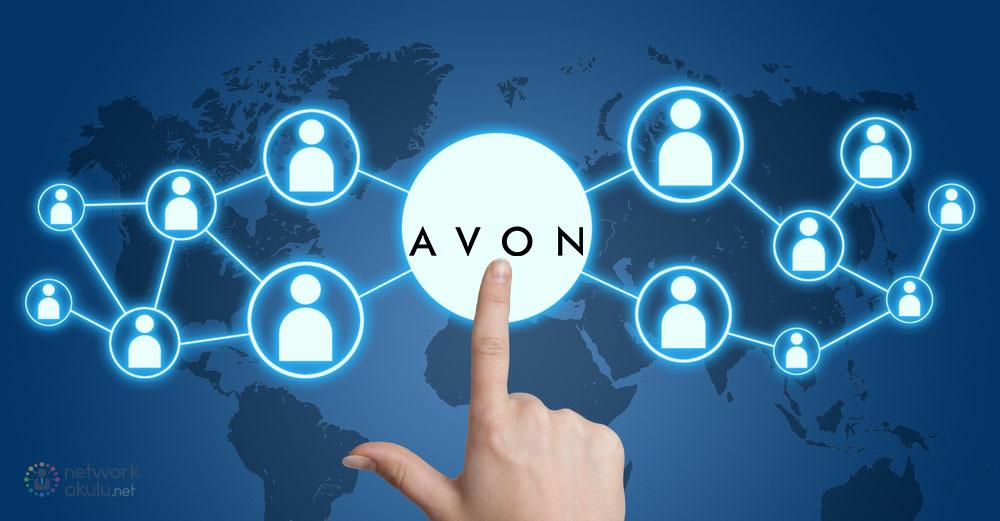Network Marketing Firmaları Avon