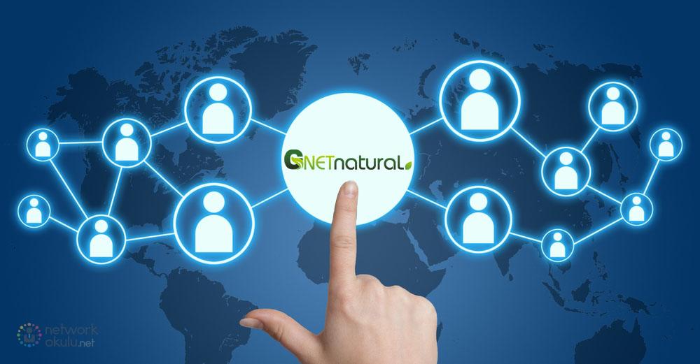 Network Marketing Firmaları Gnet GnetNatural