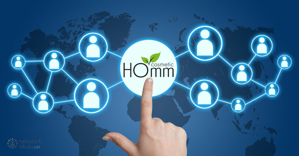 Network Marketing Firmaları Homm Cosmetic