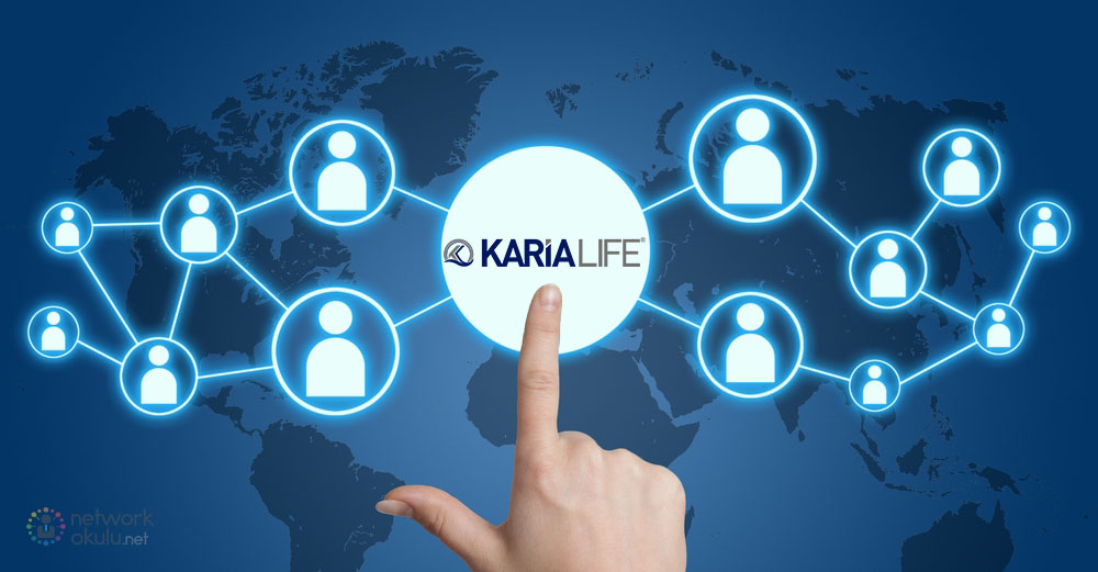 Network Marketing Firmaları Karialife