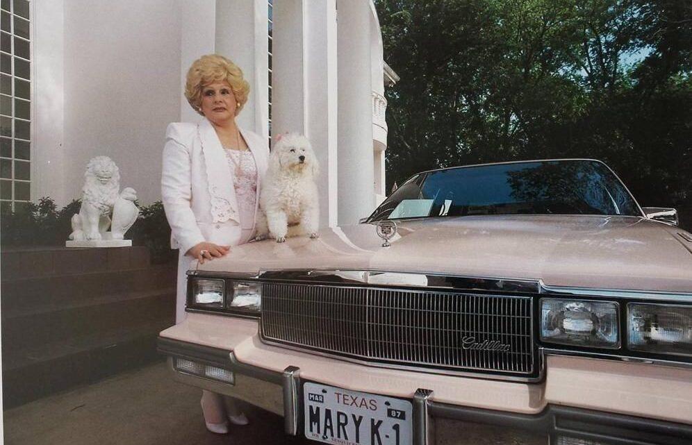 Mary Kay Ash networkokulu.net başarı sözleri